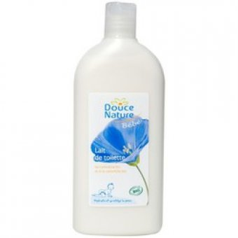 Lait de toilette Douce Nature